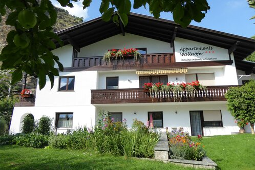 Appartements Wallnöfer