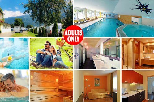 Camping Bungalows Adler - Adults only