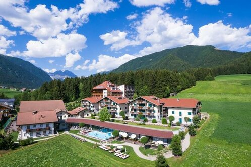 Kinderhotel Dolomit Family Resort Garberhof am Kronplatz