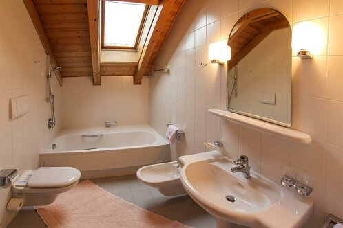 Bath room confort