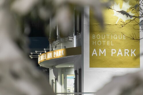 Boutique Hotel Am Park