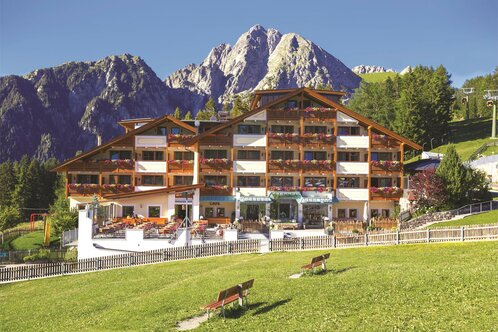 Hotel Falzeben in Hafling/Avelengo, South Tyrol