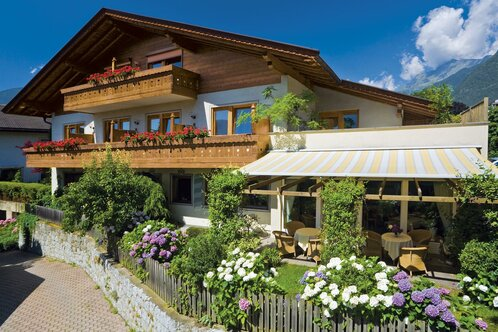 Pension Lafod in Dorf Tirol - Südtirol