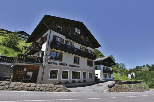 Rider Hotel Obereggen • Hotel for motorcycle holidays in the Dolomites