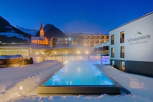 Schwarzenstein Alpin & Spa Resort