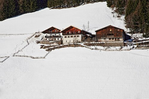 Farm Holiday Leiterhof, Val Sarentino/Sarntal Valley, South Tyrol