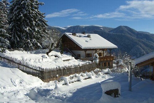 Farm Holiday Thomasegg, Val Sarentino/Sarntal Valley, South Tyrol