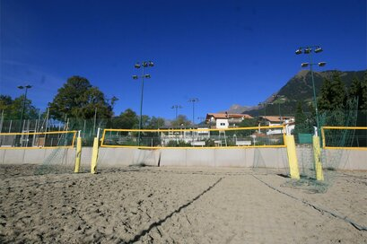 Beachvolleyball-Center Dorf Tirol