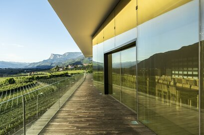 Winery Merano in Marlengo