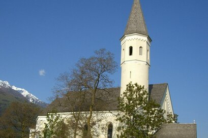 Lourdes Church Lasa/Laas