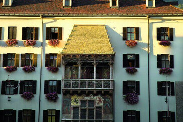 Golden Roof in Innsbruck | © Magnolia