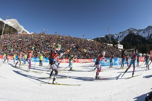 Biathlon Komitee Antholz