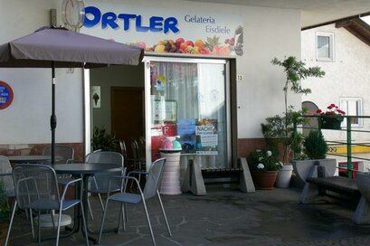 Ice-cream parlor Ortler