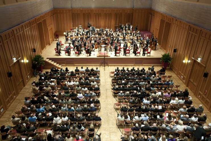 The Gustav Mahler Music Weeks in Alta Pusteria are a great success every year, with a variety of first class music.