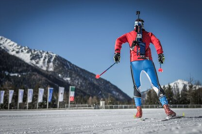 Biathlon w Valle di Anterselva/Antholzertal