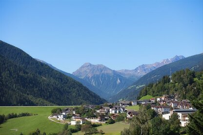 Santa Valburga, the main village of Ultental valley
